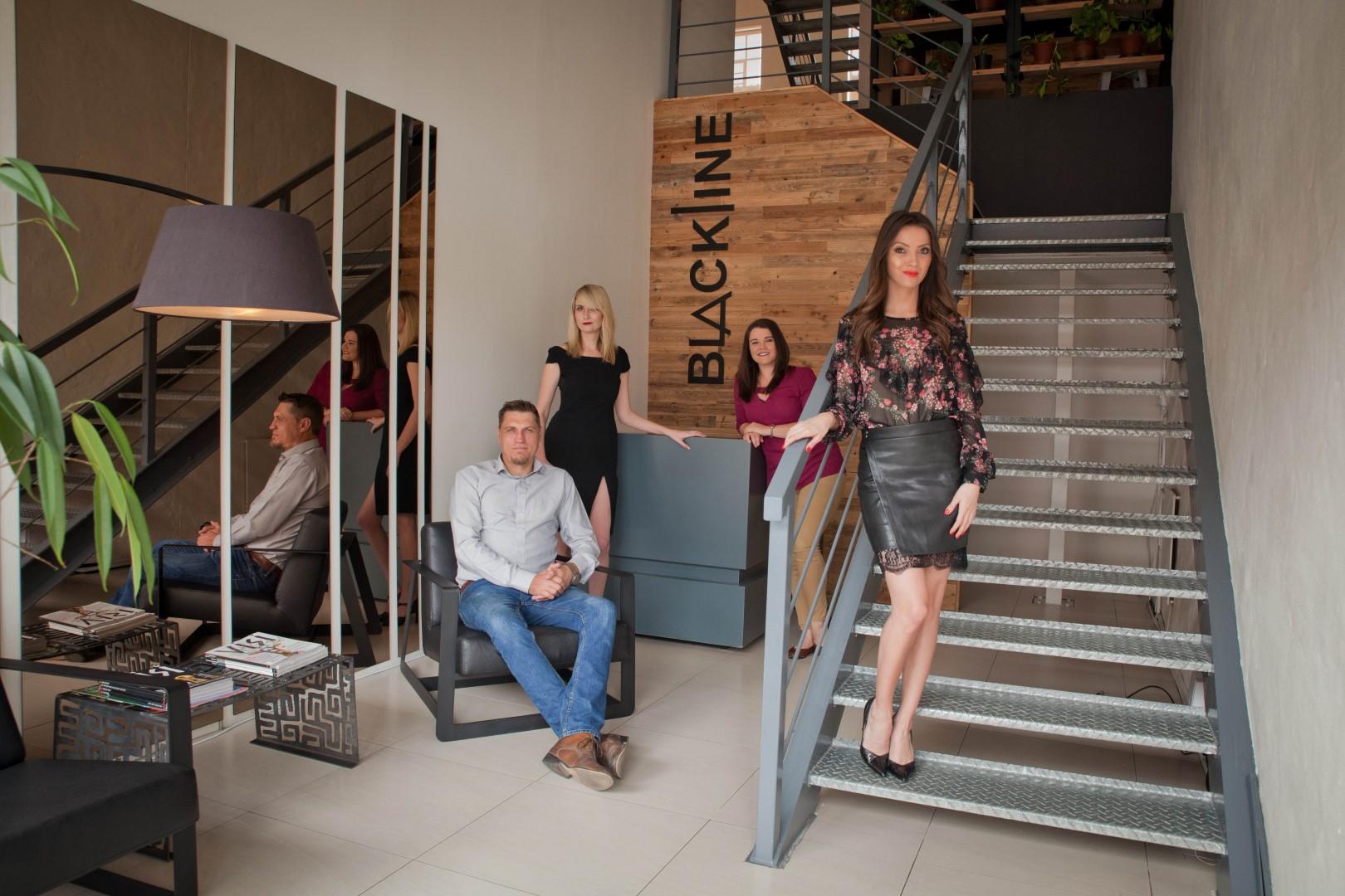 Blackline Retail Interiors Design Team